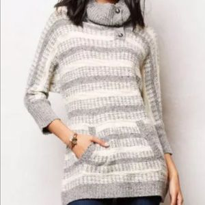 Anthropologie change of the moon sweater small